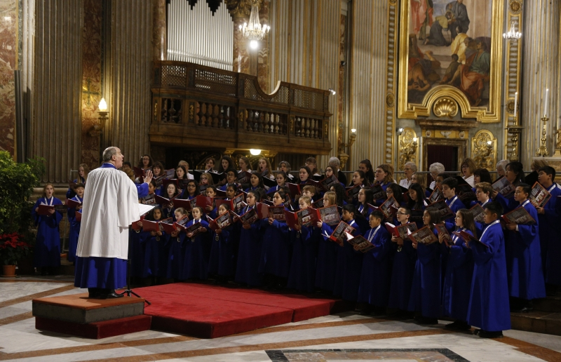 VATICAN-LETTER-US-CHOIRS