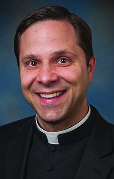 Father Brandon Farrar