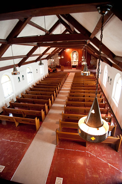 Big changes are coming for the former Westwood Lutheran Church in Johnson County. The structure will be remodeled to become a chapel for the St. Philippine Duchesne Latin Mass Community.