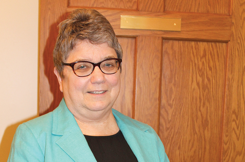 """Sister Susan Wood, SCL, has co-authored the book, """"A Shared Spiritual Journey: Lutherans and Catholics Traveling toward Unity."""""""